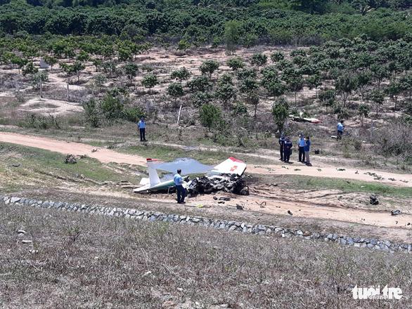 Rơi máy bay huấn luyện, 2 phi công hy sinh