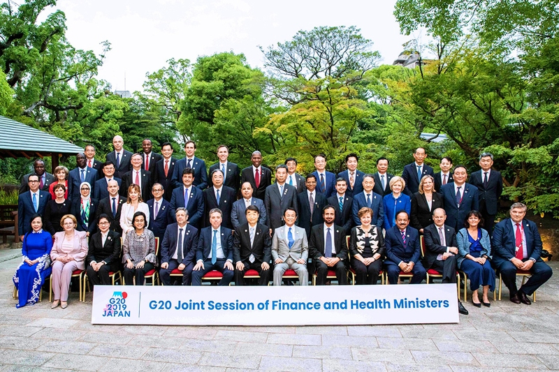 Thúc đẩy hợp tác trong tiến trình cải thiện hiệu quả tài chính cho y tế
