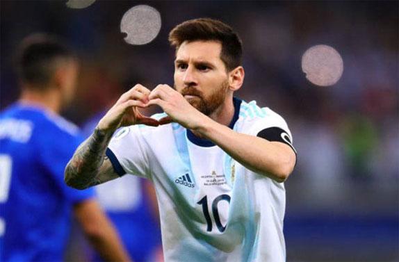 Argentina vẫn chưa thắng tại Copa America