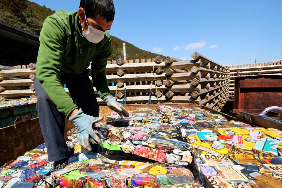 Nhật Bản: Thị trấn hướng tới không rác thải vào năm 2020