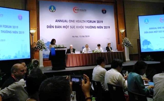 """Cơ hội triển khai Diễn đàn """"Một sức khỏe thường niên 2019"""""""