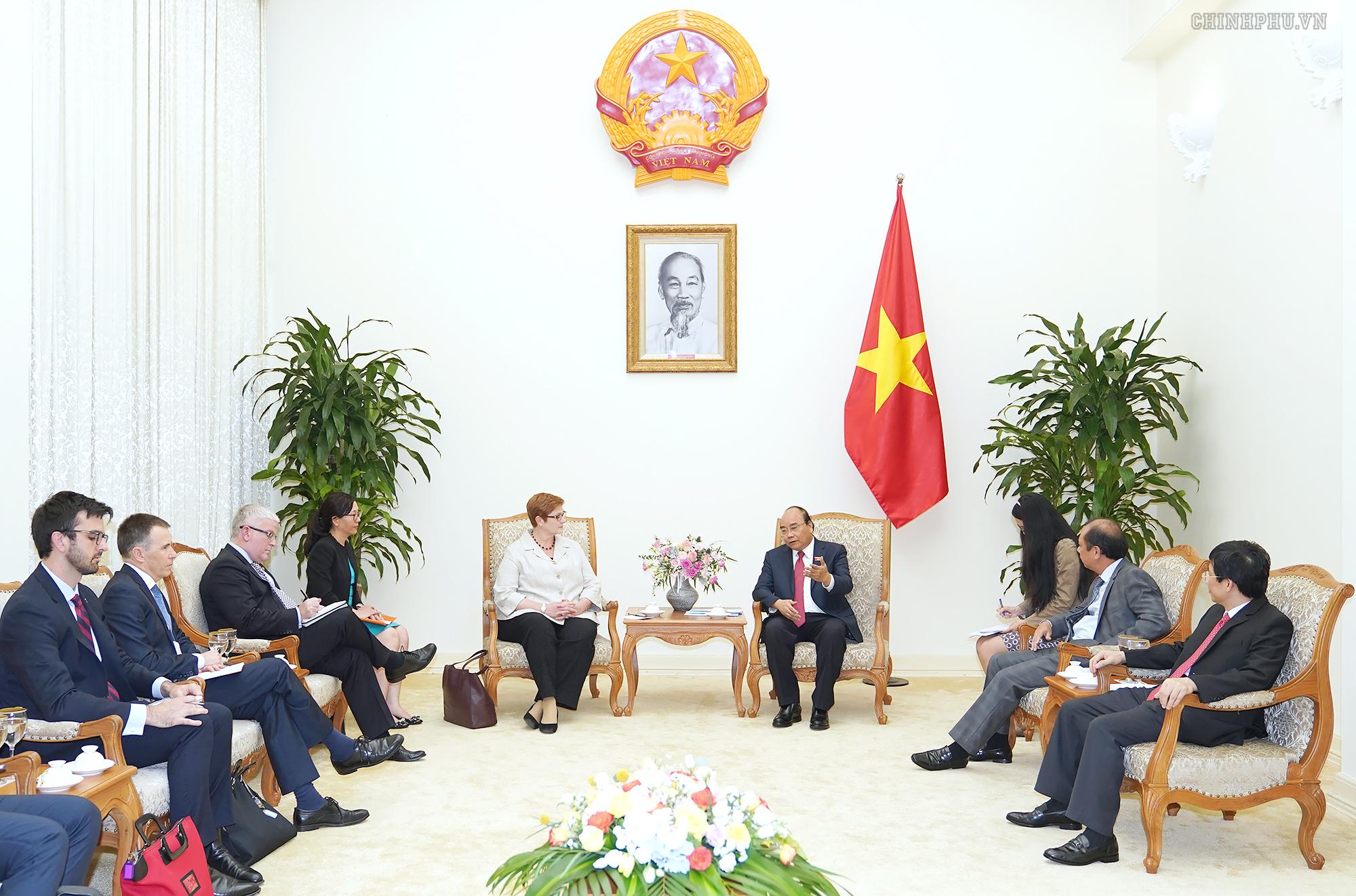 Phát huy hiệu quả các cơ chế hợp tác song phương Việt Nam - Australia