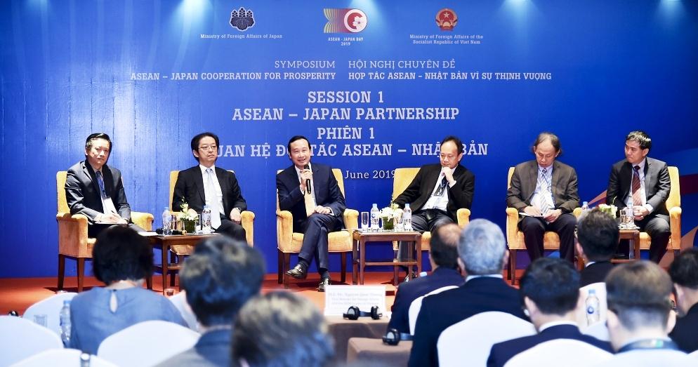 ASEAN - Nhật Bản tiếp tục thúc đẩy định hướng chiến lược trong hợp tác