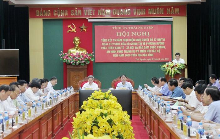 Đẩy mạnh thực hiện Nghị quyết 37-NQ/TW của Bộ Chính trị