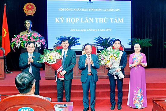 Đồng chí Hoàng Quốc Khánh được bầu giữ chức Chủ tịch UBND tỉnh Sơn La