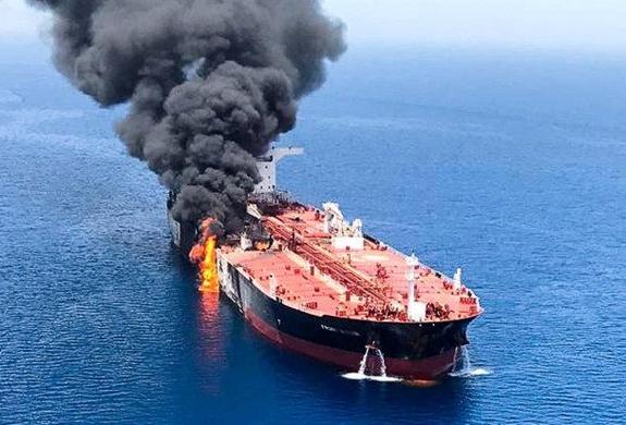 Thế giới tuần qua: Quan hệ Mỹ - Iran gia tăng căng thẳng do sự cố vịnh Oman