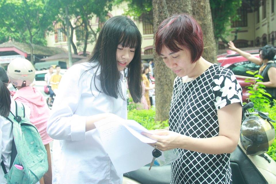 Thi lớp 10 tại Hà Nội: Nhiều thí sinh tự tin điểm cao