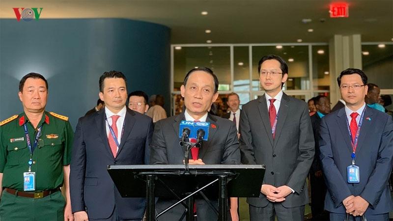 Việt Nam sẽ nỗ lực xây dựng mối quan hệ đối tác và đồng thuận trong HĐBA