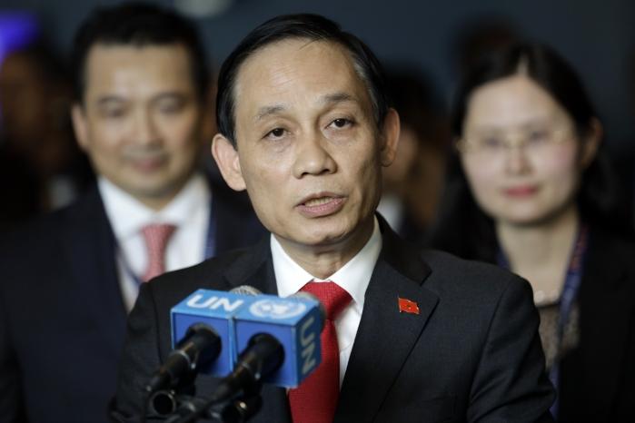 Việt Nam có vị trí rất đặc biệt trong trái tim của cộng đồng quốc tế