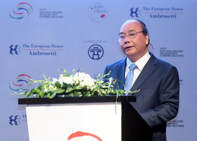 Đối thoại cấp cao về quan hệ kinh tế Italy - ASEAN lần thứ 3