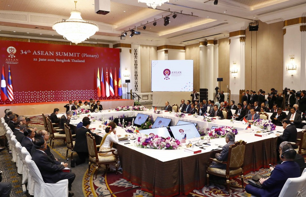 Xây dựng một Cộng đồng ASEAN bền vững, lấy người dân làm trung tâm