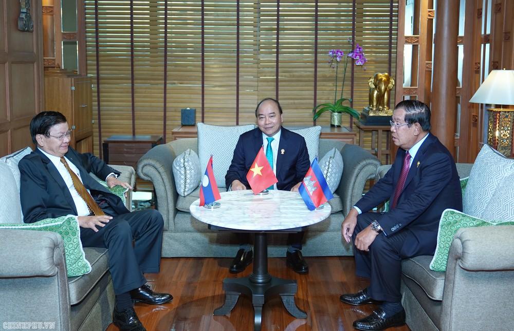 Xây dựng Kế hoạch tổng thể kết nối ba nền kinh tế Campuchia-Lào - Việt Nam