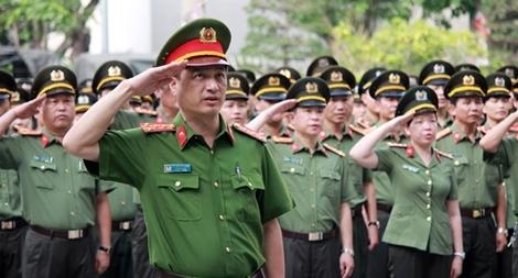 Chế độ, chính sách đối với sĩ quan, hạ sĩ quan Công an nhân dân