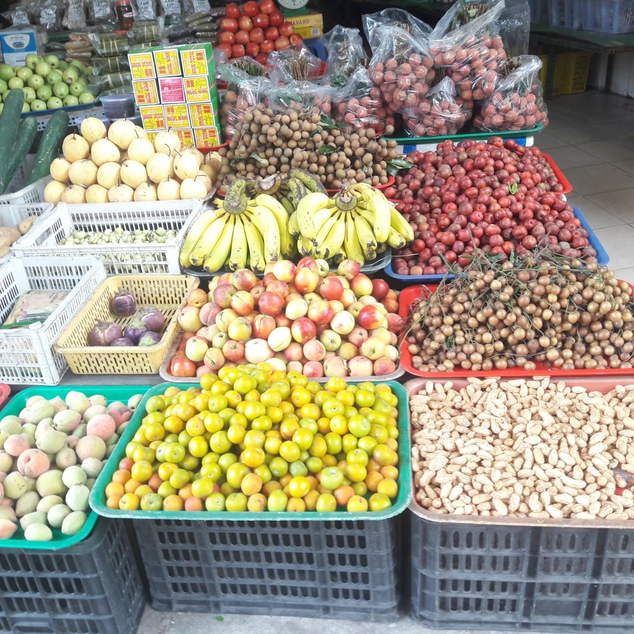 TP.Hồ Chí Minh: Trái cây vào vụ tăng giá mạnh