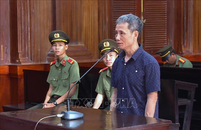 """Tuyên phạt đối tượng Trương Hữu Lộc 8 năm tù về tội """"Phá rối an ninh"""""""