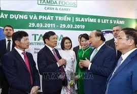 Giới chức Séc đề cao vai trò của doanh nghiệp Việt Nam