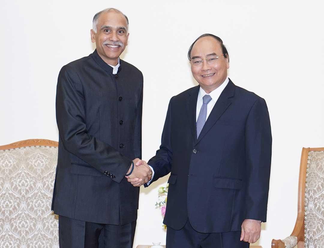 Vun đắp mối quan hệ tốt đẹp Việt Nam - Ấn Độ phát triển hơn nữa