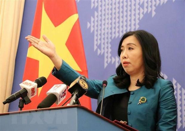 Việt Nam gửi công hàm tới Đại sứ quán Singapore tại Hà Nội