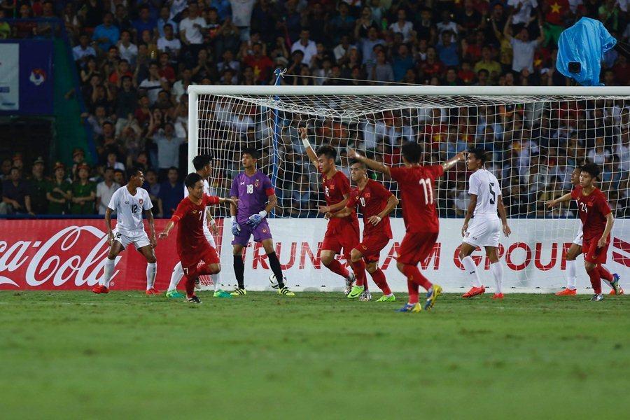 Kết thúc giao hữu quốc tế: U23 Việt Nam - U23 Myanmar: 2 - 0