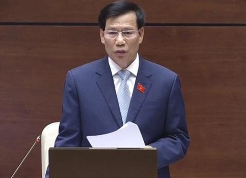 """Bộ trưởng Nguyễn Ngọc Thiện: """"Chưa nhận được thông tin quan chức góp tiền xây chùa"""""""