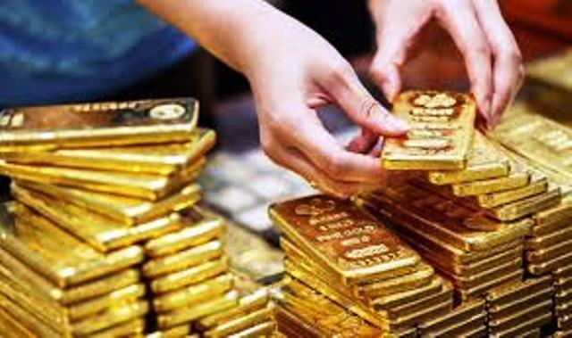 Giá vàng tăng hơn 1 triệu đồng/lượng trong tuần này