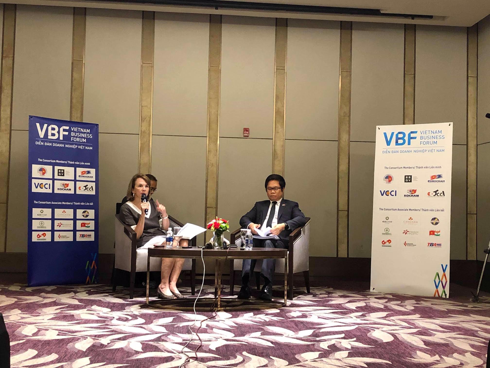 Phát triển bền vững - cơ hội tăng trưởng của doanh nghiệp tư nhân