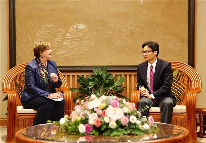 Thúc đẩy hợp tác Việt Nam - UNICEF