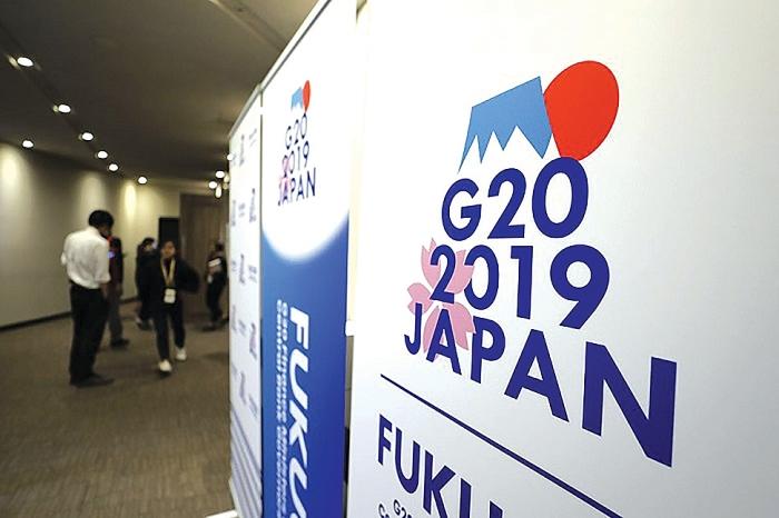 Việt Nam tham dự các hội nghị và cuộc họp trong khuôn khổ G20