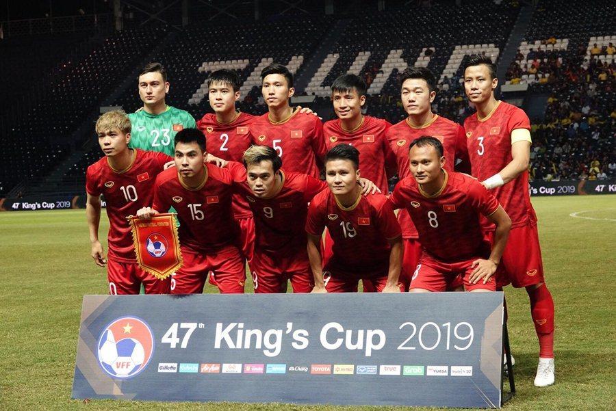 Đội tuyển Việt Nam thăng tiến lịch sử lên vị trí 96 thế giới
