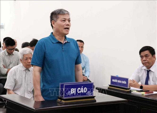 Nguyên Chủ tịch Hội đồng thành viên Vinashin Nguyễn Ngọc Sự bị tuyên phạt 13 năm tù