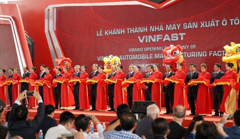 Sớm đưa ngành công nghiệp ô tô Việt Nam tiến ra khu vực và toàn cầu