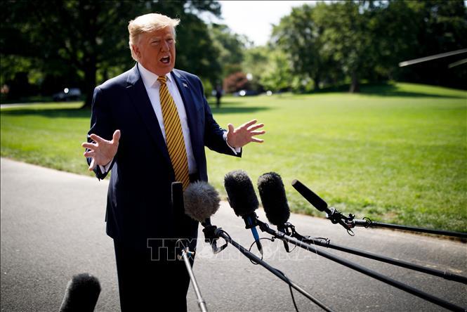 Bầu cử Mỹ 2020: Tổng thống D.Trump dự báo khả năng tái đắc cử