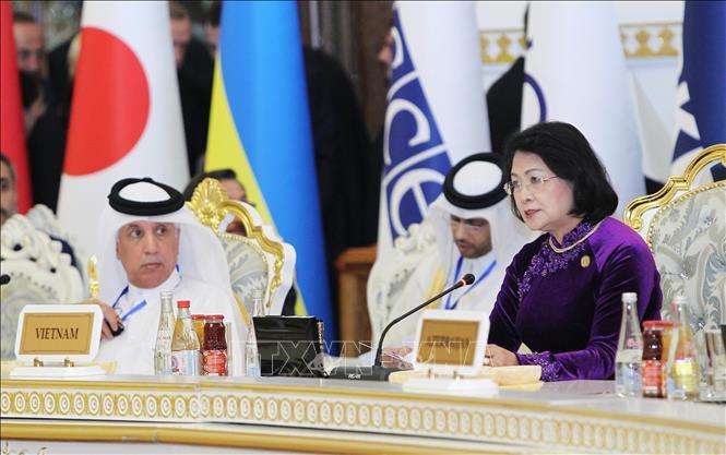 CICA cần phát huy vai trò diễn đàn đối thoại, trao đổi và xây dựng lòng tin ở Châu Á