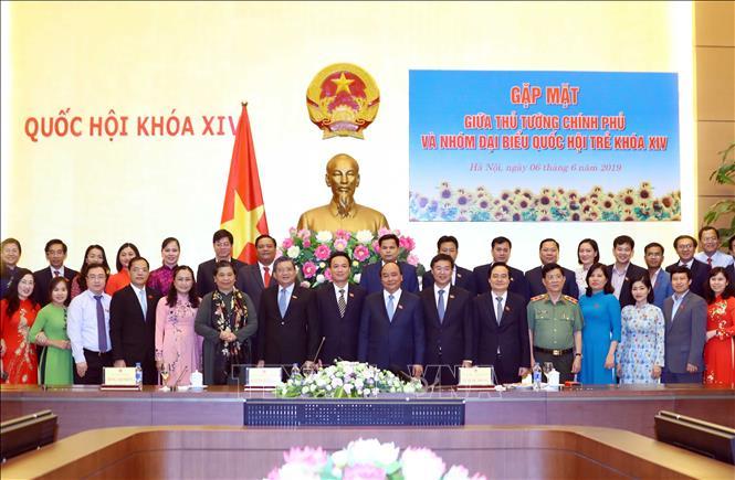 Thủ tướng: Các đại biểu trẻ cần có khát vọng xây dựng quốc gia trở nên hùng cường
