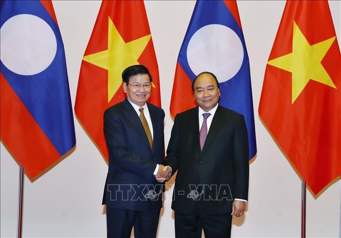 Việt Nam - Lào thúc đẩy quan hệ hợp tác trên nhiều lĩnh vực