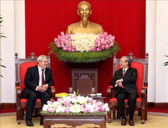 Thúc đẩy quan hệ hợp tác Quốc hội Việt Nam - Hạ viện Séc