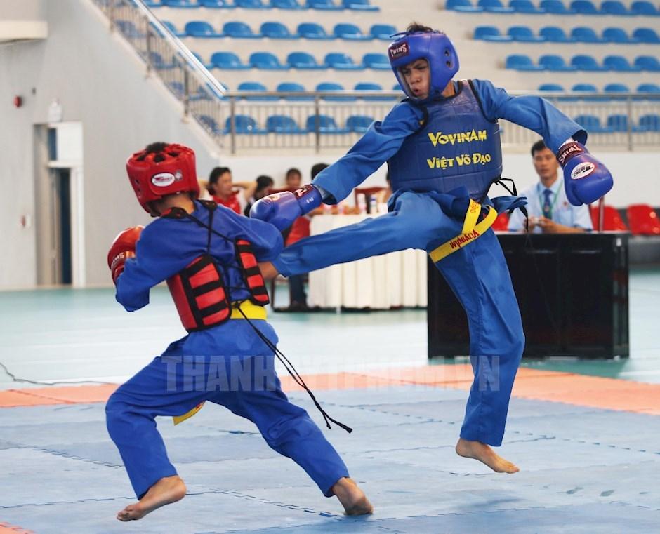Khai mạc Giải Vô địch trẻ Vovinam toàn quốc năm 2019