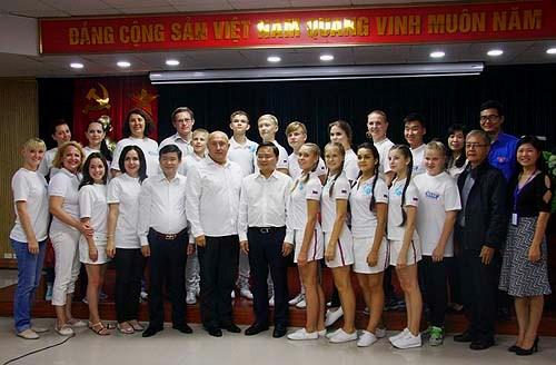 Tăng cường giáo dục truyền thống hữu nghị Việt – Nga