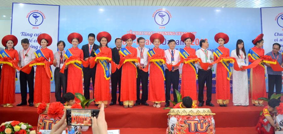 Hơn 100 doanh nghiệp tham gia Triển lãm quốc tế chuyên ngành Y dược tại Đà Nẵng
