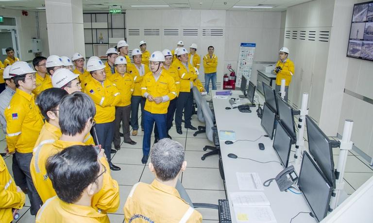 Nhà máy xử lý khí GPP Dinh Cố 20 năm vận hành và phát triển