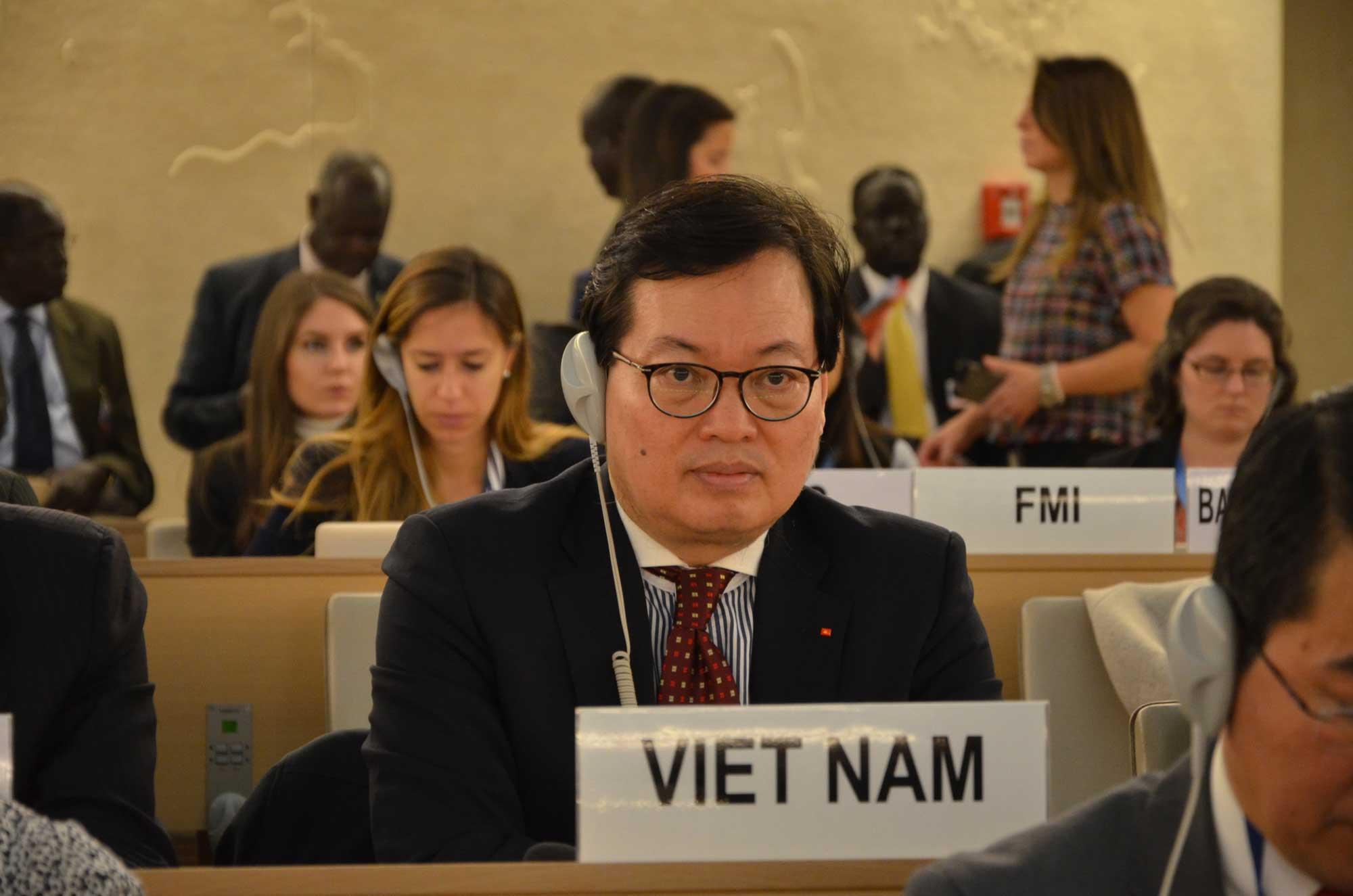 Hội đồng nhân quyền LHQ thông qua Nghị quyết về Biến đổi khí hậu và quyền con người