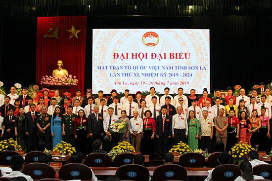 Đại hội MTTQ tỉnh Sơn La, Nam Định thành công tốt đẹp