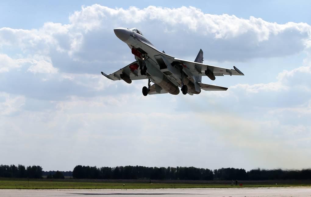 Nga sẵn sàng cung cấp máy bay chiến đấu Su-35 cho Thổ Nhĩ Kỳ