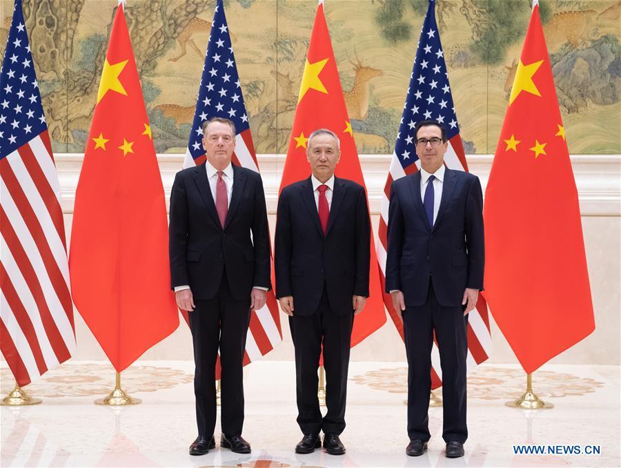 Đại diện Mỹ và Trung Quốc điện đàm về thương mại
