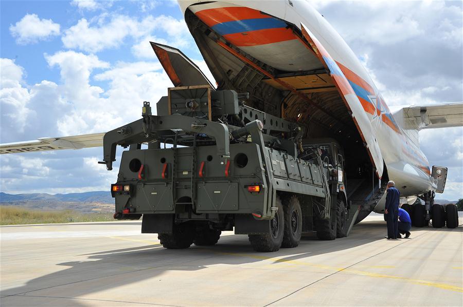 Thổ Nhĩ Kỳ tiếp nhận gói thiết bị S-400 đầu tiên từ Nga