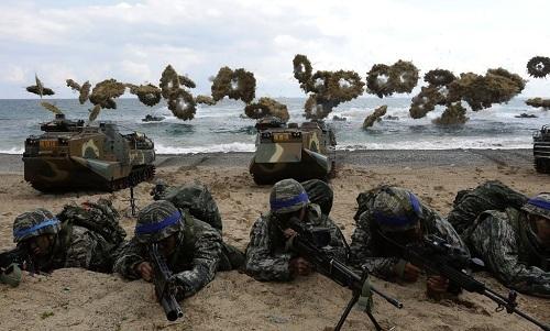 Triều Tiên cảnh báo Mỹ và Hàn Quốc nối lại tập trận chung vào tháng tới