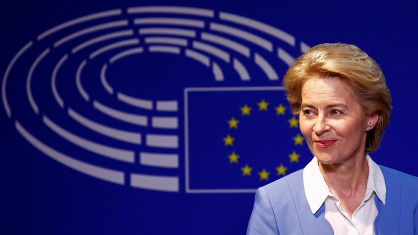 [Infographic] Chân dung nữ Chủ tịch đầu tiên của Ủy ban châu Âu