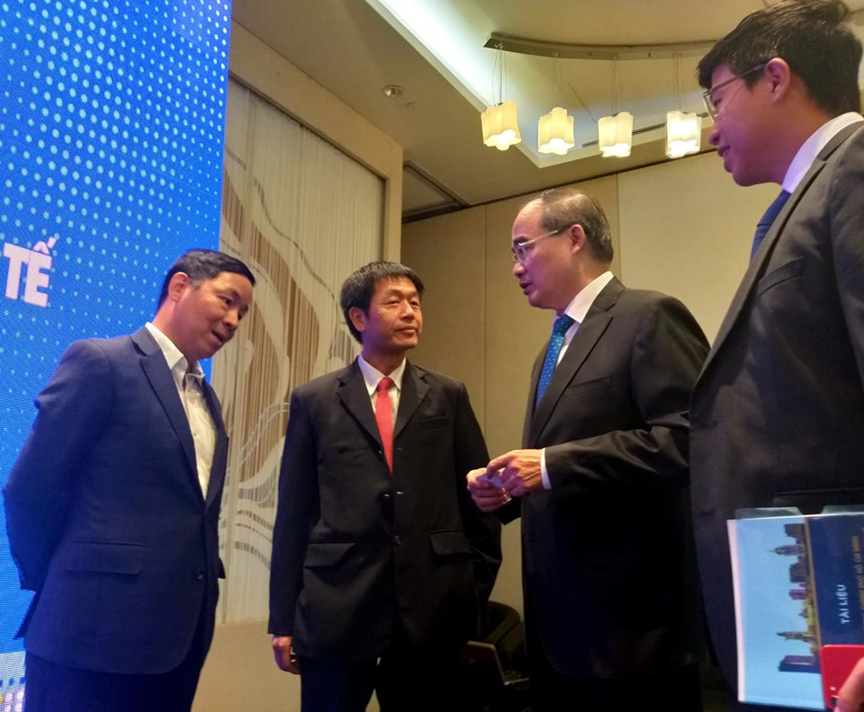 Xây dựng TP Hồ Chí Minh là trung tâm tài chính khu vực và quốc tế