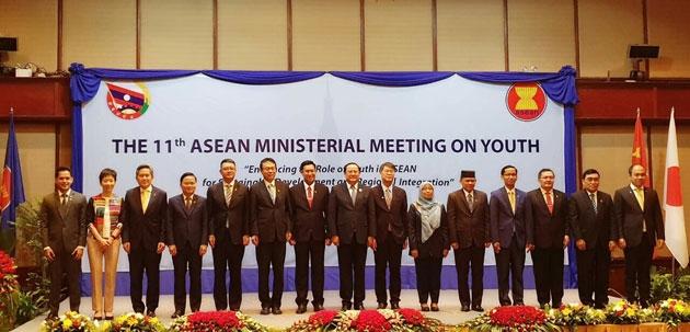 Thúc đẩy vai trò của thanh niên ASEAN trong phát triển bền vững