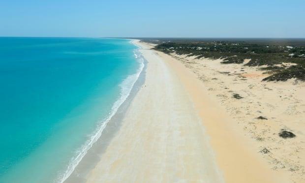 Động đất cường độ 6,9 xảy ra tại một bãi biển Australia